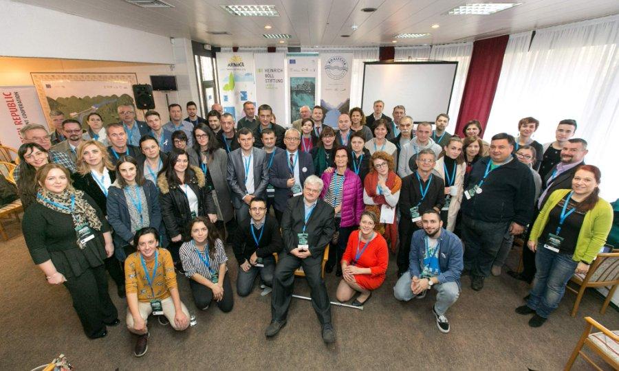 Konferencija o zaštiti rijeka Zapadnog Balkana