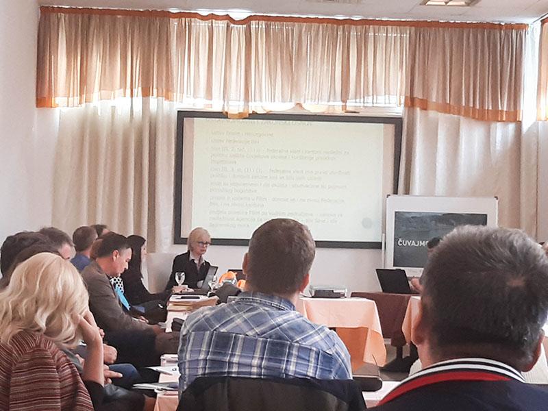 Analiza postojeće legislative u oblasti zaštite vodnih resursa u Federaciji BiH